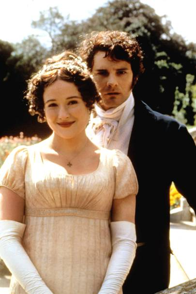 Colin Firth & Jennifer Ehle