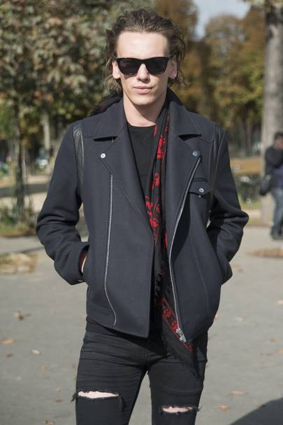 21. Jamie Campbell Bower