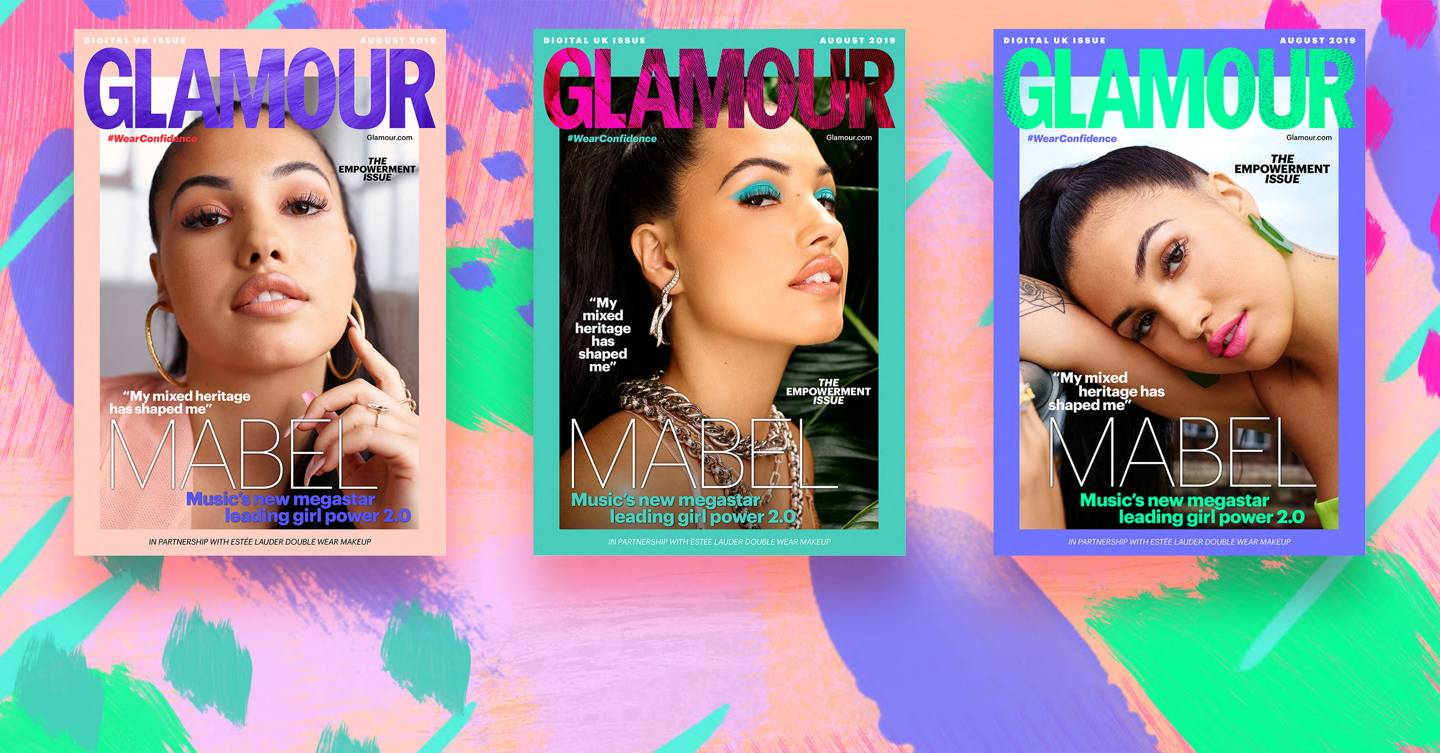 How I turned anxiety into a source of empowerment: Meet pop sensation Mabel, GLAMOUR's August digital cover star…