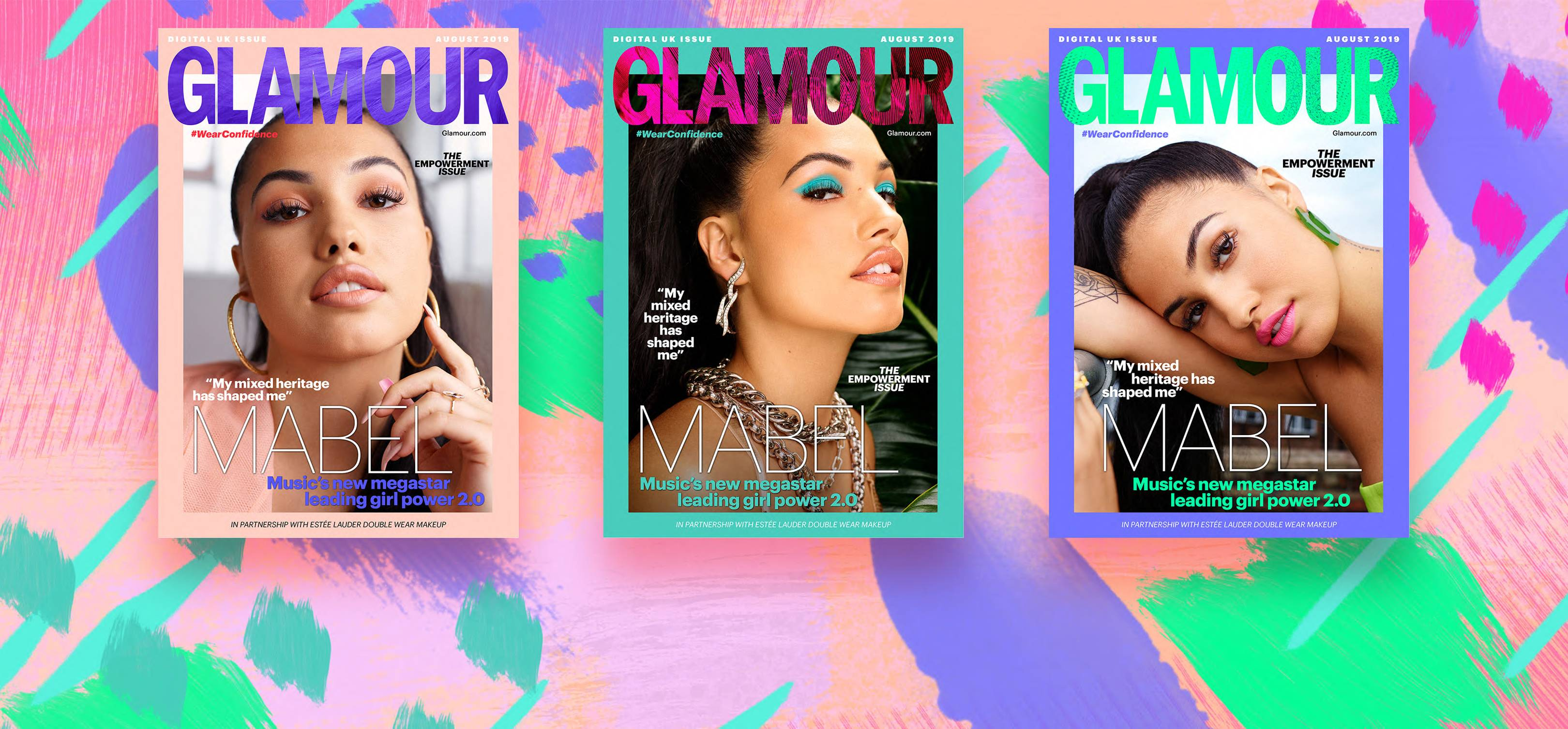 Mabel Chats Mental Health, Music And Empowerment As GLAMOUR's August