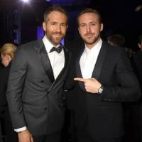Ryan Reynolds & Ryan Gosling