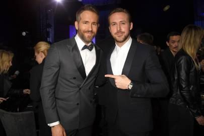 Ryan Reynolds & Ryan Gosling