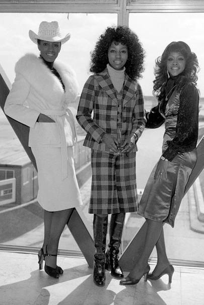 1970s - The Three Degrees