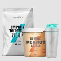 Best protein starter pack