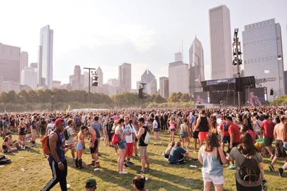 Lollapalooza, USA