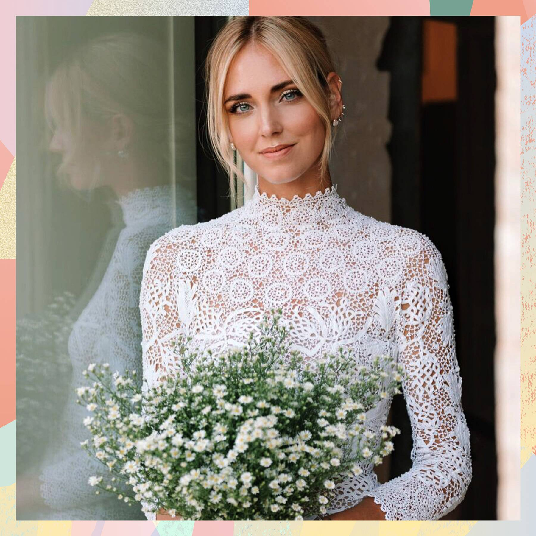 4099cae8 Chiara Ferragni Wedding: Exclusive Behind The Scenes Footage | Glamour UK