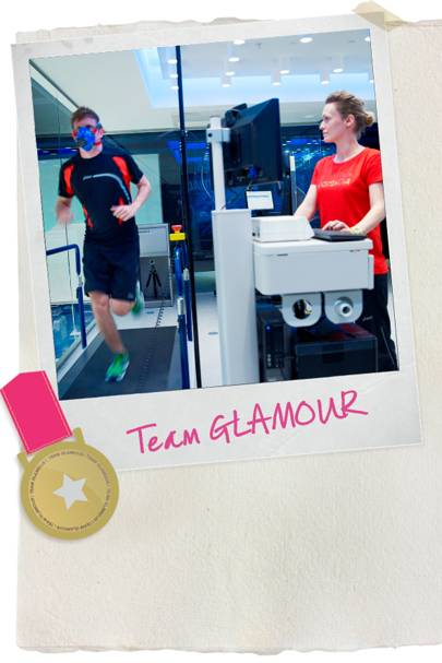 GLAMOUR tries out: ASICS Running Lab (Part 2)