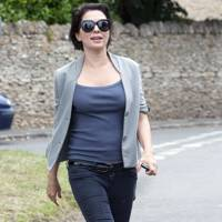 Sadie Frost the day after Kate Moss' wedding