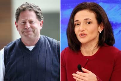 Sheryl Sandberg Dating Bobby Kotick? Relationship News