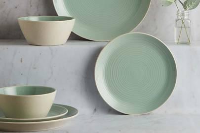 Best everyday dinnerware sets: stoneware dinner set
