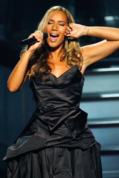 Leona Lewis Cracking America