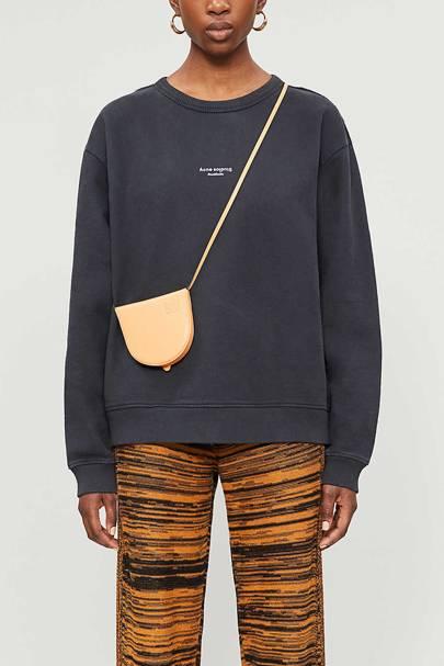 The designer sweater