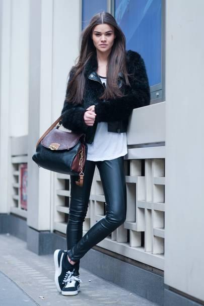Jade Lewis, Model