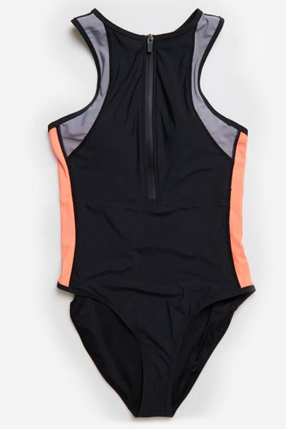 Best Sports Swimsuits: Superdry Swimsuit