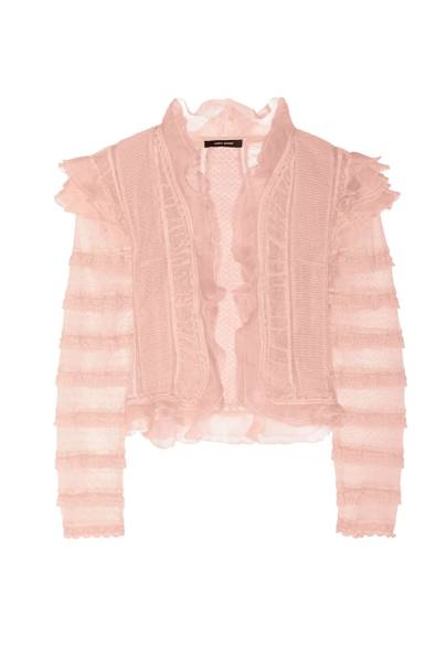 If You Find The Perfect Pretty Wedding Jacket Youll Be Able To Ify Much Any Outfit Own Including An LBD We Adore This Isabel Marant