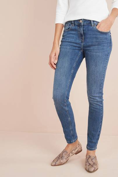 Next has launched jeans that come in 'in-between sizes' so you're guaranteed to find your perfect fit