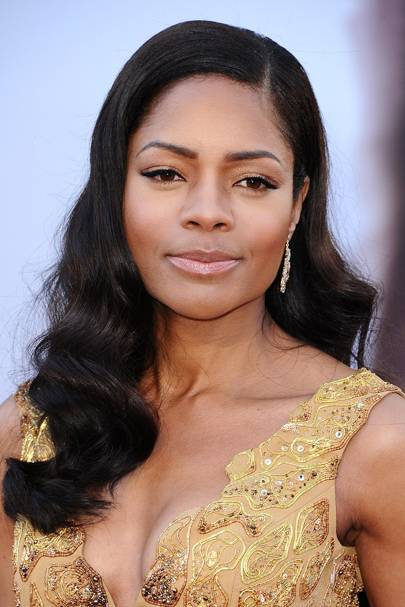 Best Nod to the Oscars Statue Itself: Naomie Harris
