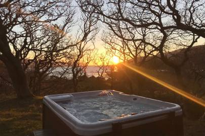 Best Airbnbs in Wales: the one with the views