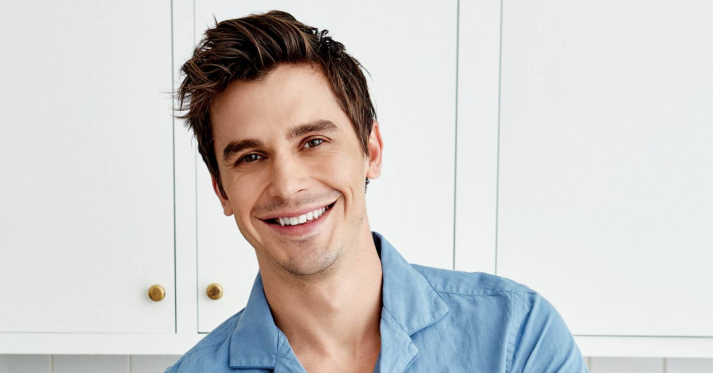 Queer Eye's Antoni powerfully opens up about his complex relationship with body image