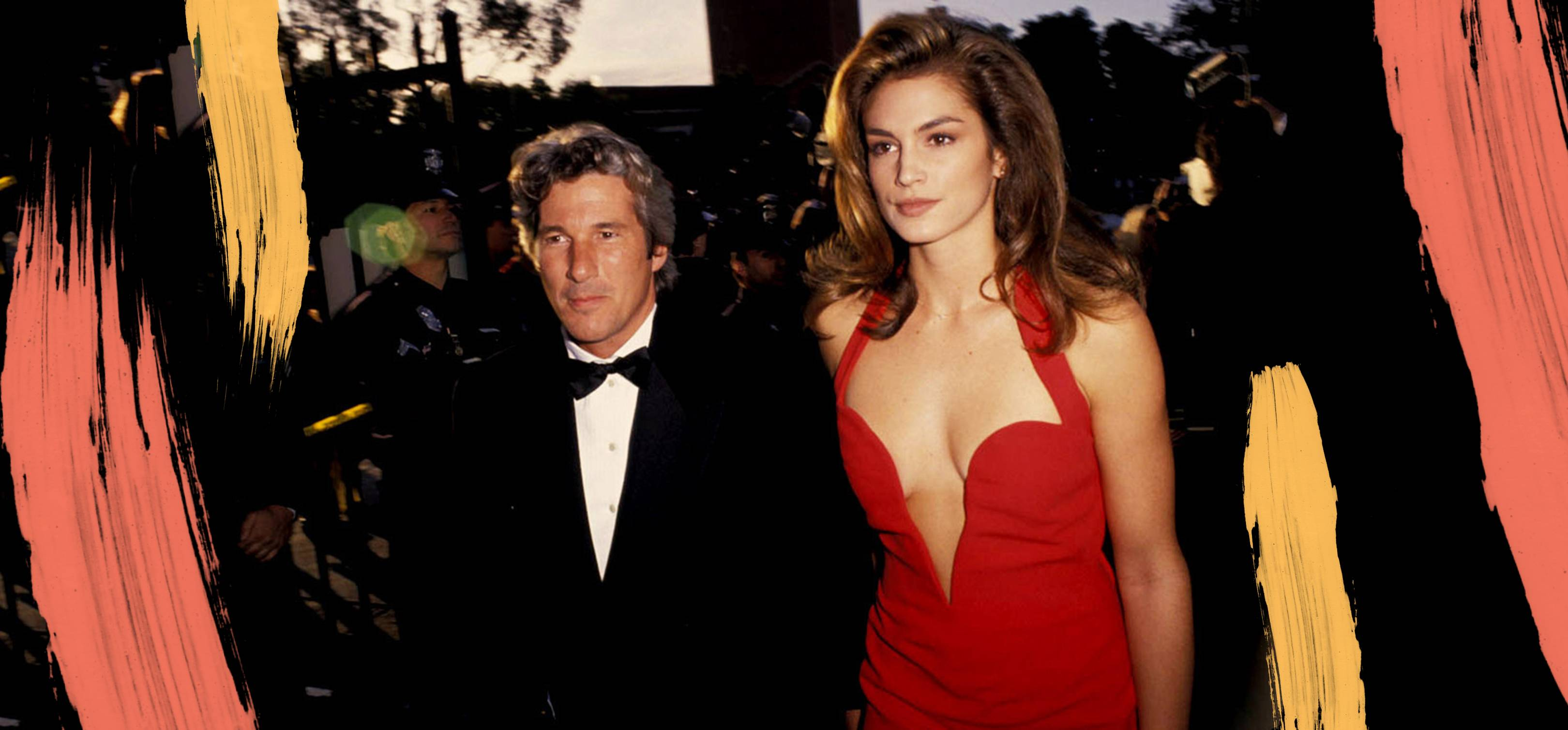 The most iconic throwback couples to hit the Oscars red carpet