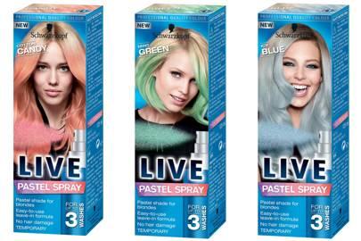 Schwarzkopf Colour Live, £4.49