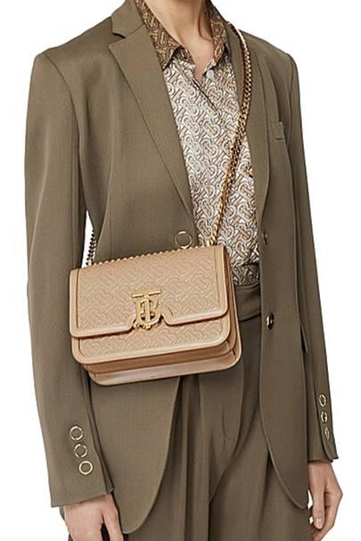Best designer cross-body bags: Buberry