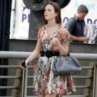 Blair – Printed Minidress