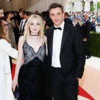 October: Dakota Fanning and Jamie Strachan