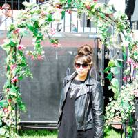 Lucie Clifford, Shopping Editor, Isle of Wight Festival