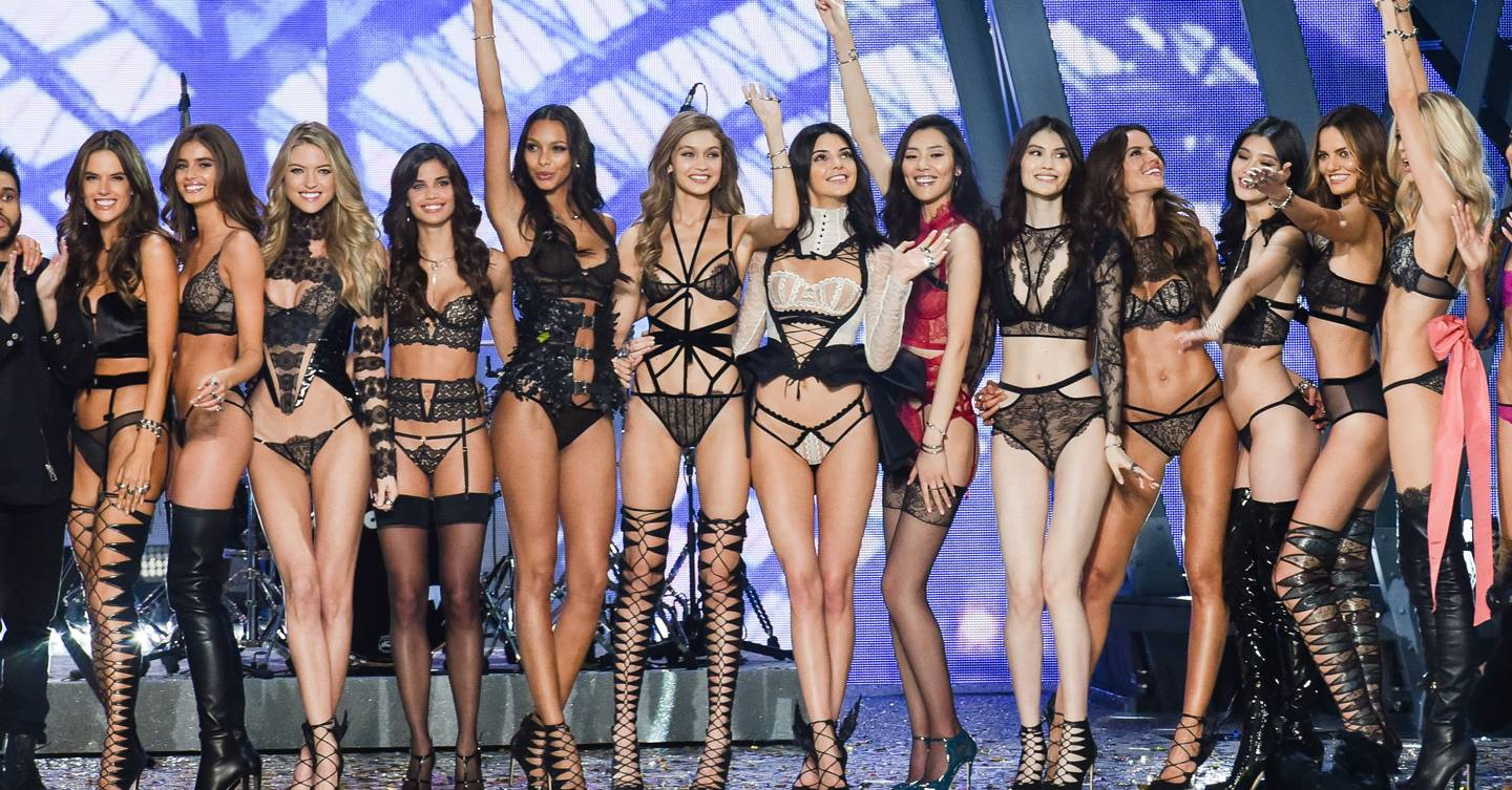 c7c329fe1dd7e Victoria s Secret Fashion Show 2018  The New Models