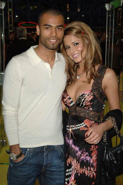 No 25: Cheryl and Ashley Cole