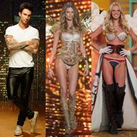 Adam Levine: Victoria's Secret Angels