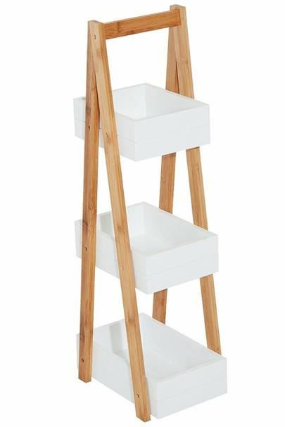 Best storage solutions: the ladder storage