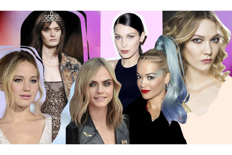 Причёски 2017 новинки