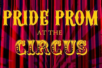 Pride Prom, June 29th