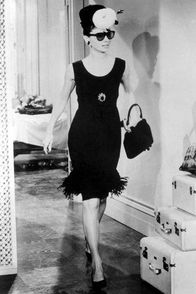 Iconic Little Black Dresses From Audrey Hepburn To Coco