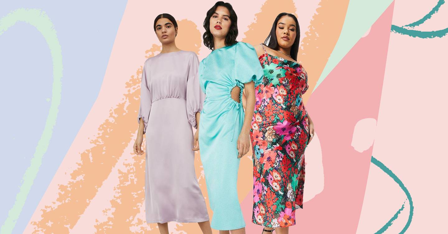 The prettiest summer wedding guest dresses to buy, now that weddings are (nearly) a thing again