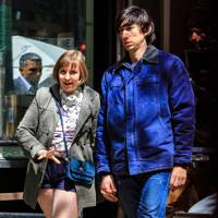 Lena Dunham & Adam Driver in Girls