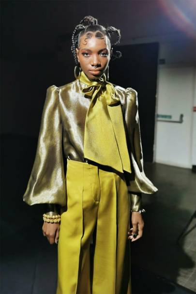 Sabirah by Deborah Latouche at London Fashion Week