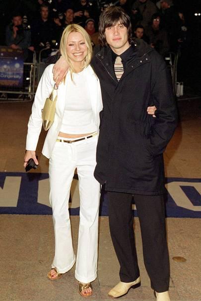Tess Daly & Vernon Kay