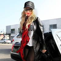 DON'T #3: Christina Aguilera out and about in LA, October