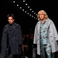 Derek Zoolander gatecrashed Milan Fashion Week
