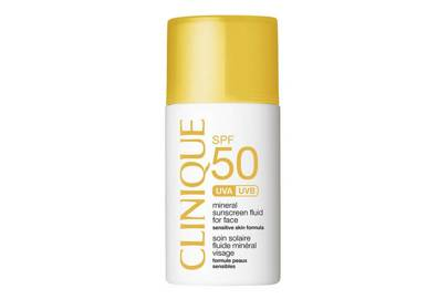 Best face SPF for lightweight finish