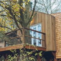 Best treehouse holiday UK within 2 hours of London