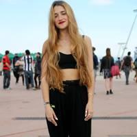 Lisandra, works in Advertising, Primavera Festival