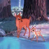 Bambi: Bambi's mum