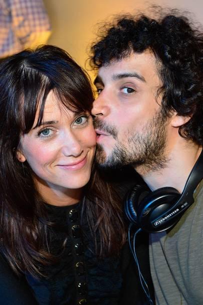 Kristen Wiig & Fabrizio Moretti