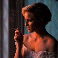 Dianna Agron in Sam Smith's music video