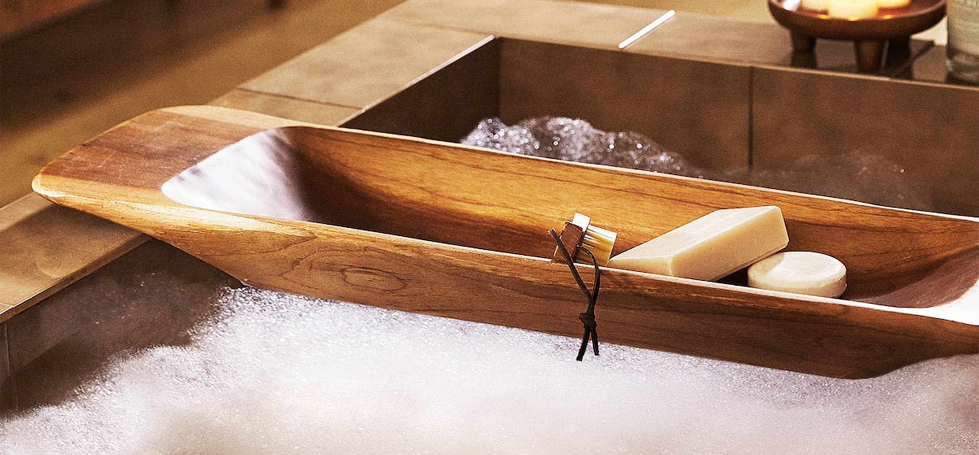 The Best Bath Trays 2020 To Elevate Your Bath Time Glamour Uk