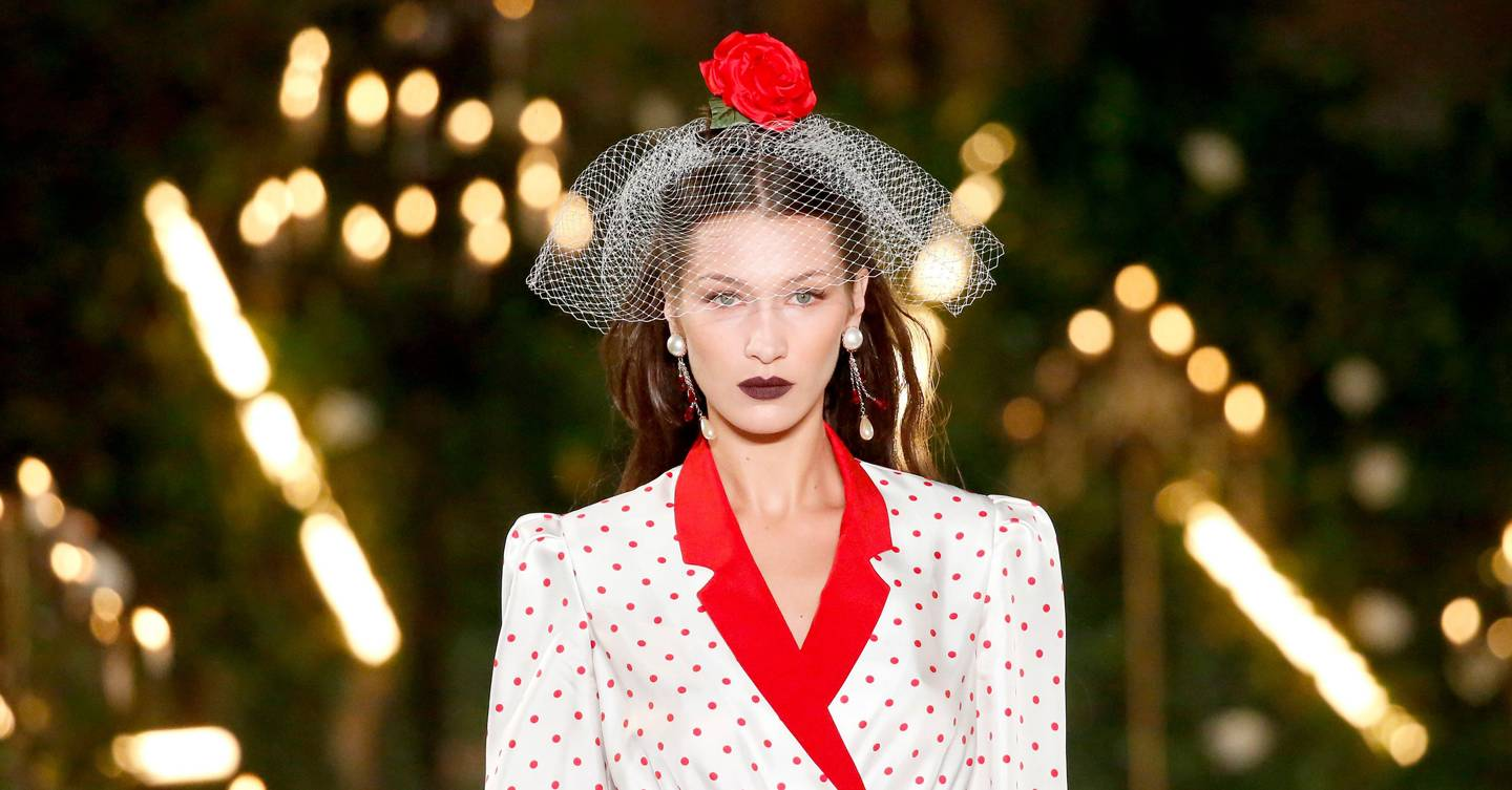 All the major hairstyles you need to know from the Autumn/Winter 2020 catwalks (and the 80s is back)